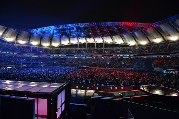 Scenes from the League of Legends World Championship 2014