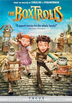 The Boxtrolls – A Movie Review
