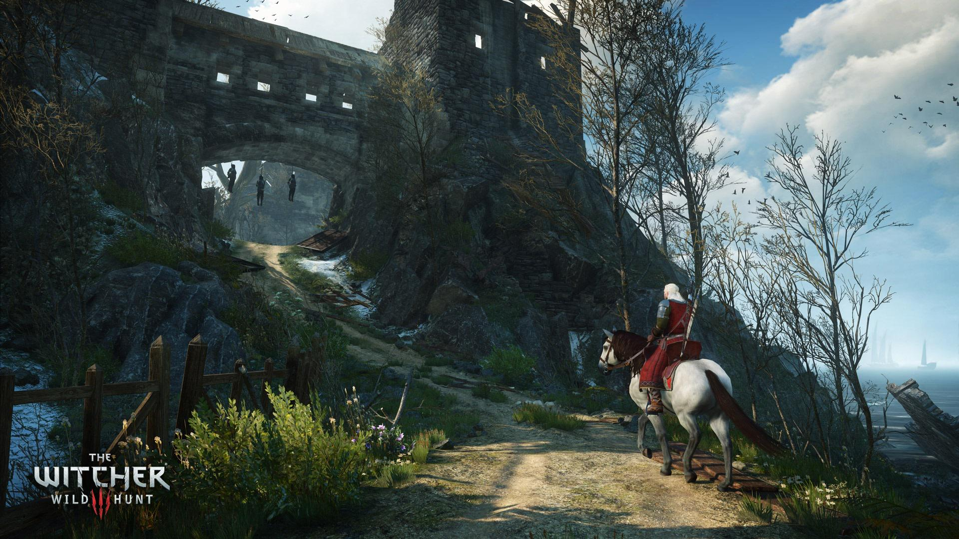 You Can Travel By Water To Other Islands In The Witcher 3
