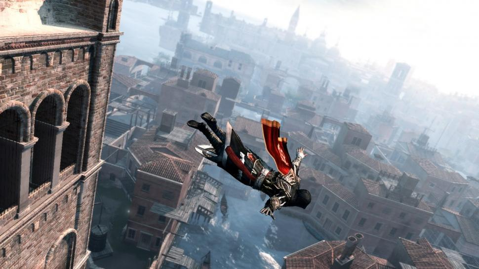A University Put Assassins Creed S Leap Of Faith To The Test The