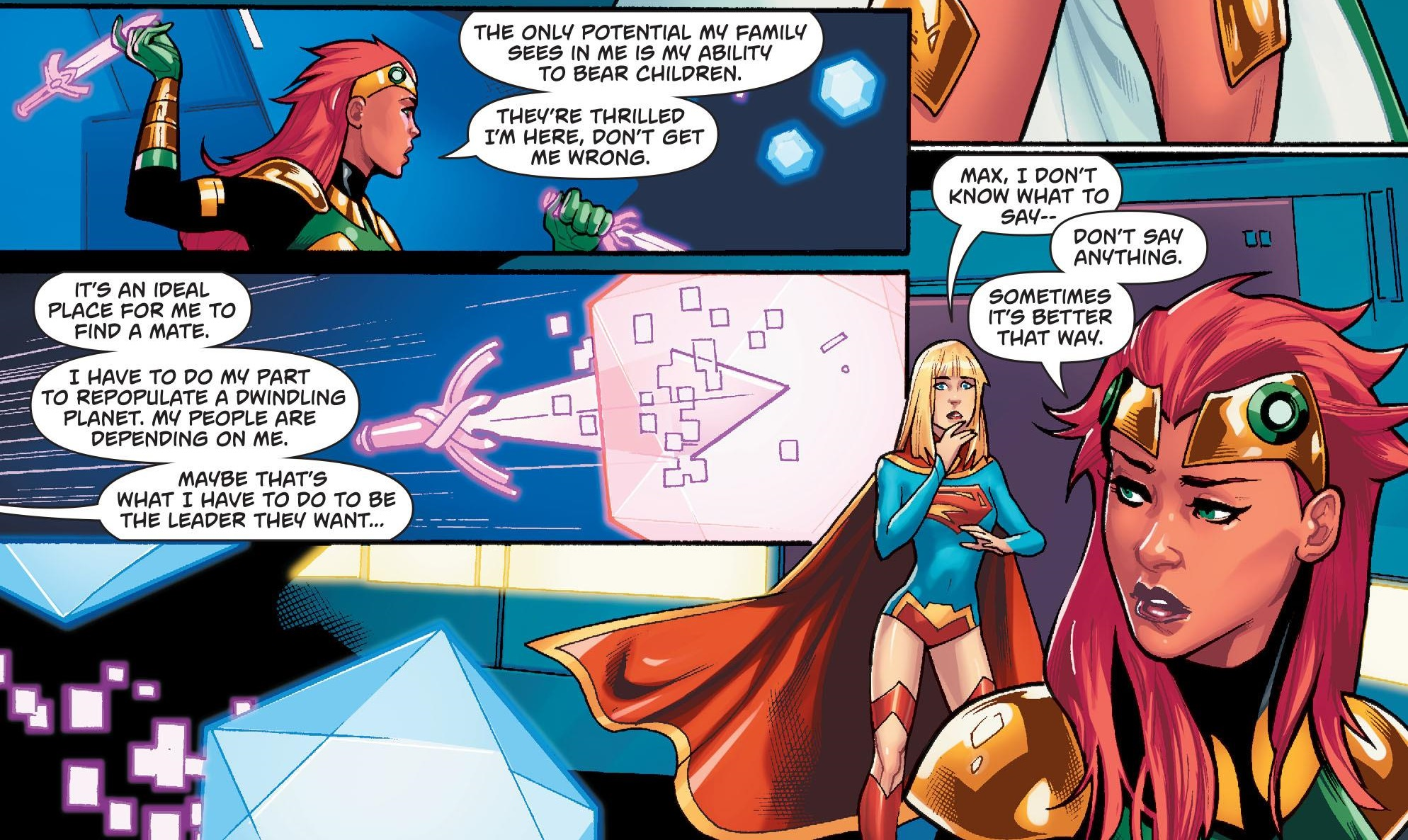 Supergirl #37 (2015) - Page 13