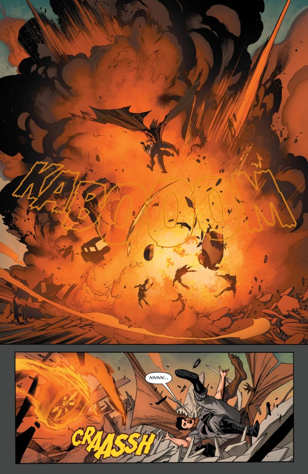 Convergence #3 (2015) - Page 23