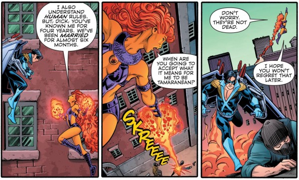 Convergence - The New Teen Titans #1 (2015) - Page 10