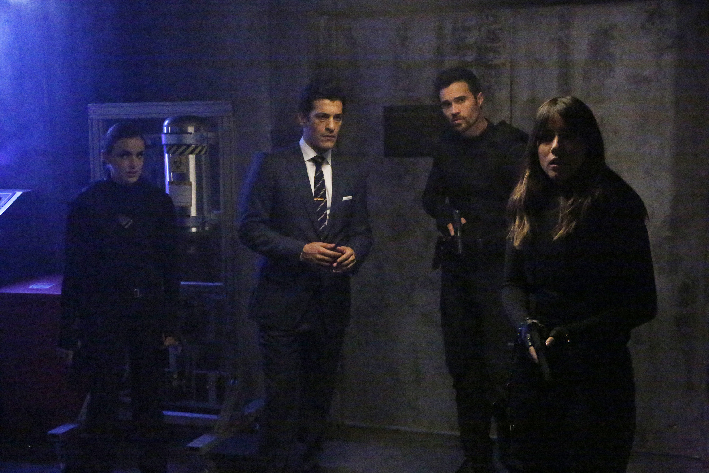The Six Important Moments From Marvels Agents Of SHIELD