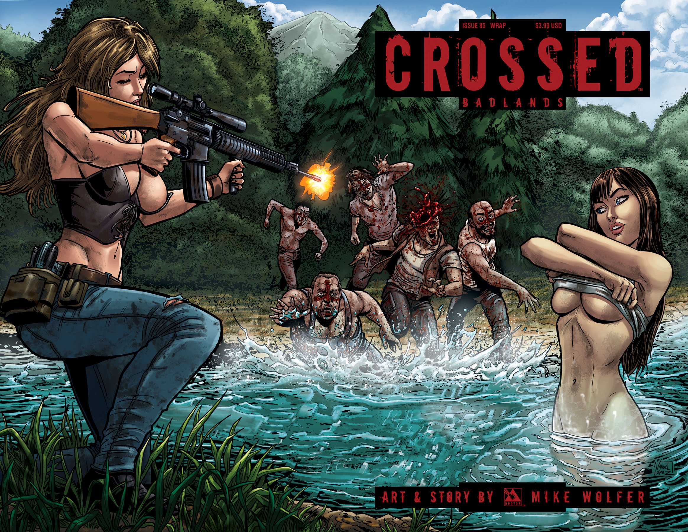 Crossed85-Wraparound