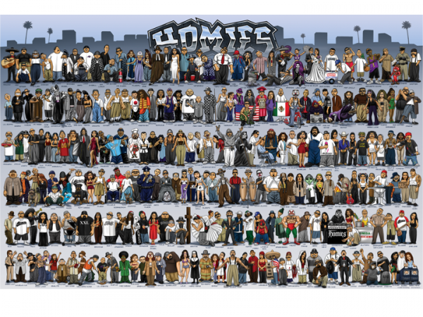 Homies #5 Images