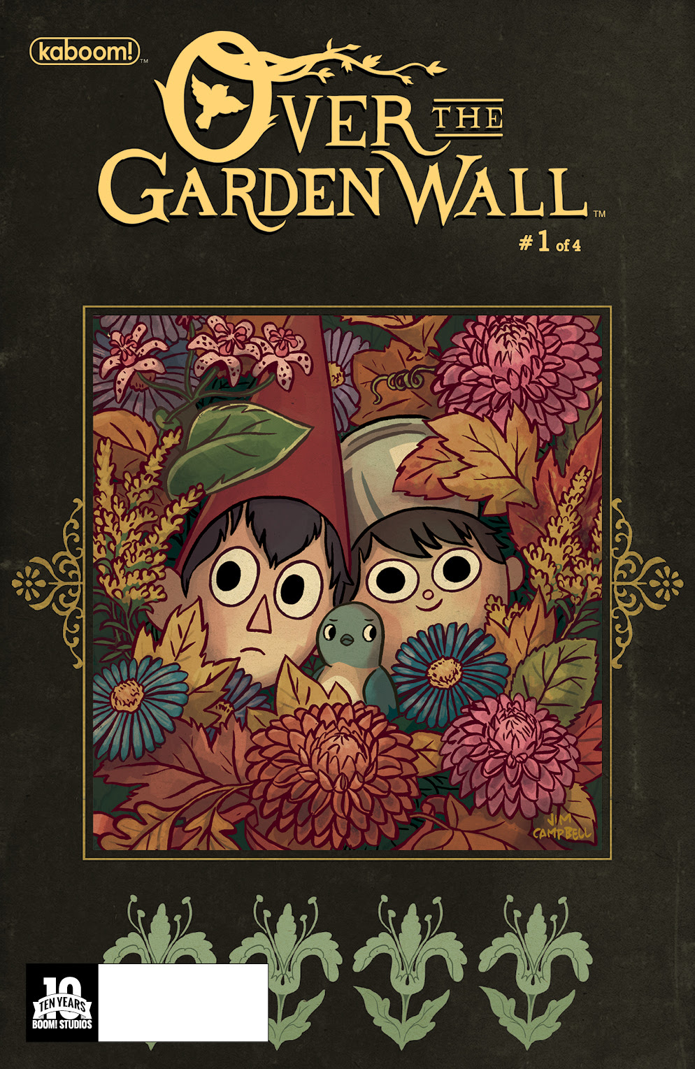 KaBOOM! Giving Fans What They Want: Over The Garden Wall\'s Limited ...