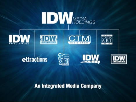 Idw Announces 10 1 Stock Split And Ticker Symbol Moves From Ctmmb