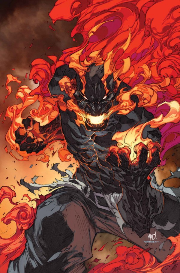 Could Joe The Inhuman From Marvel's Agents Of SHIELD Be Inferno From The Comics?