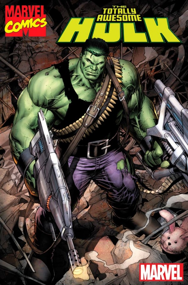 The_Totally_Awesome_Hulk_1_Keown_Marvel_92_Variant