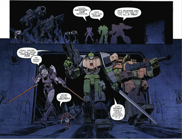 Sins of the Wreckers #4
