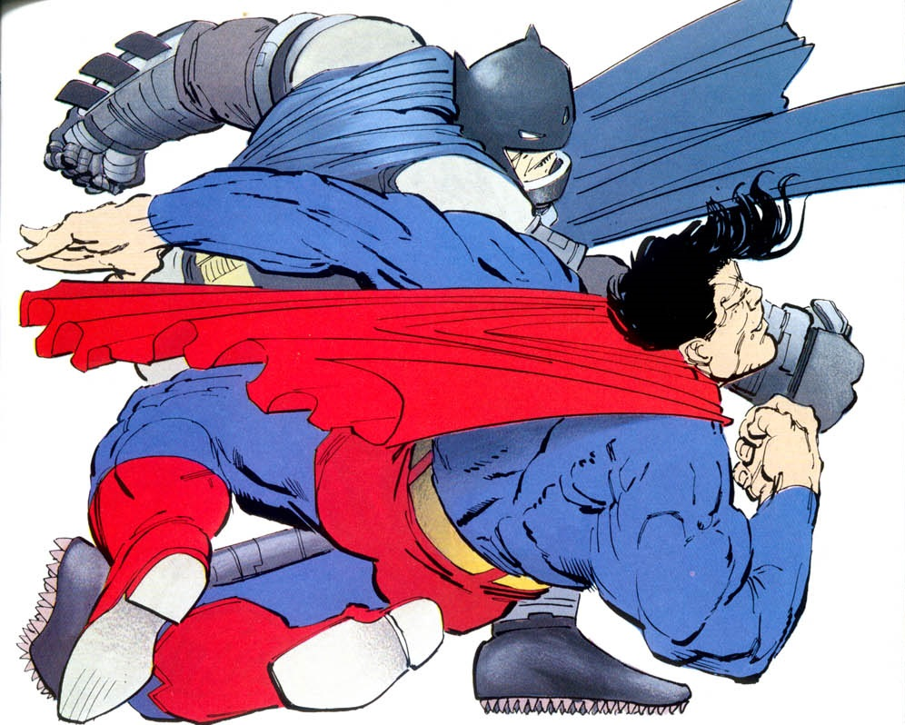 Frank Miller's Superman: Year One Will Be In Continuity With Dark Knight Returns