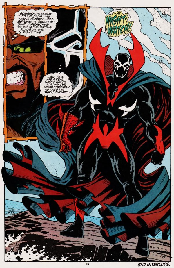 Image result for nightwatch marvel