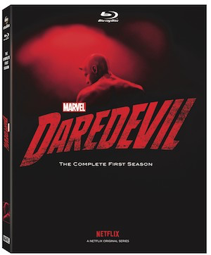 Daredevil: The Complete First Season Gets Blu-ray Release Date
