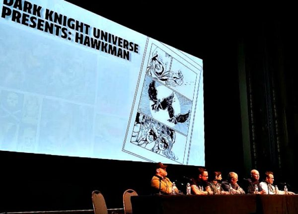 Hawkman will be the focus of an upcoming mini comic by Frank Miller set in the Dark Knight universe.