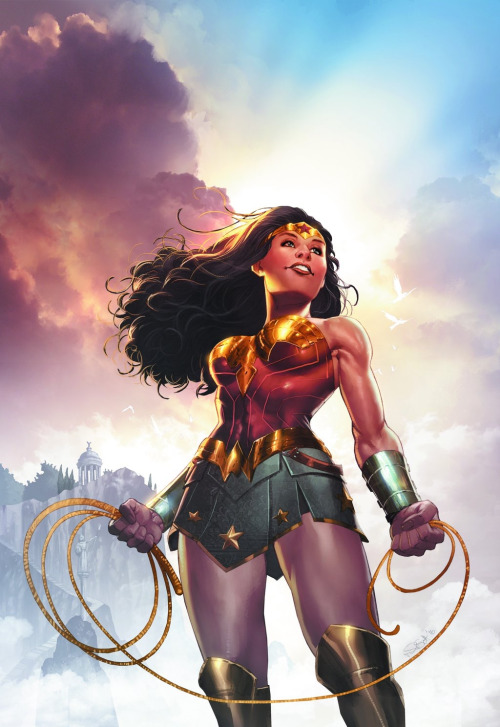 Wonder Woman by Nicola Scott