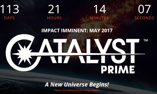 Are These Names Of The New Catalyst Prime Titles From Lion Forge