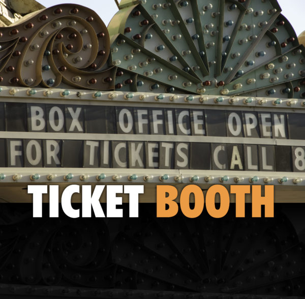 Ticket Booth - A column of regular film criticism by Kaitlyn Booth