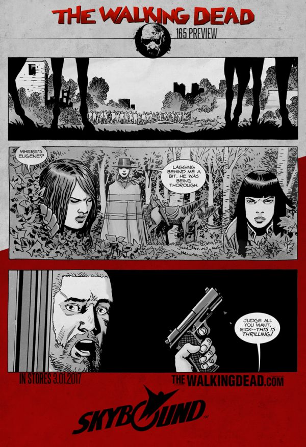 the walking dead comic book 1 online