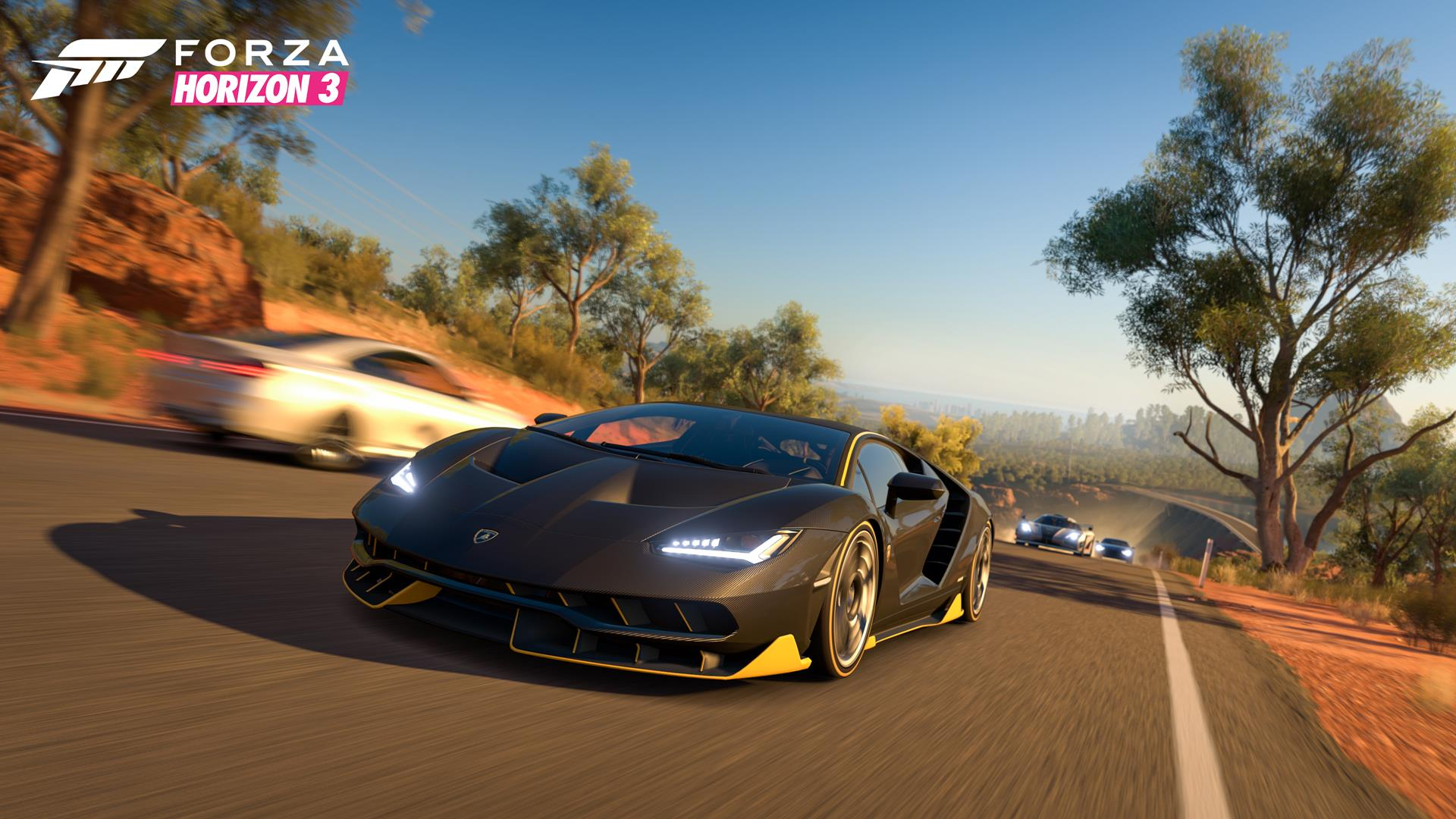Forza Horizon 3 Gets Free 4K Patch for the Xbox One X
