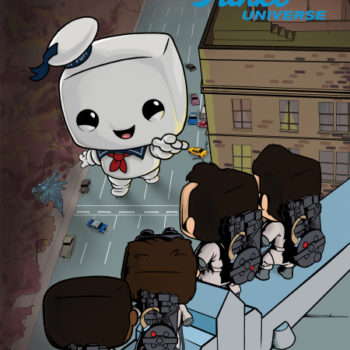 Funko-ified Ghostbusters, X-Files comics are coming this May