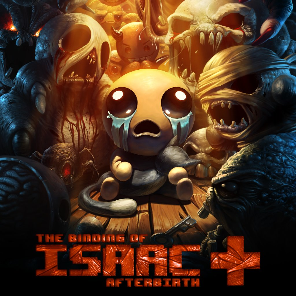 The Manual For The Binding Of Isaac On The Switch Is A