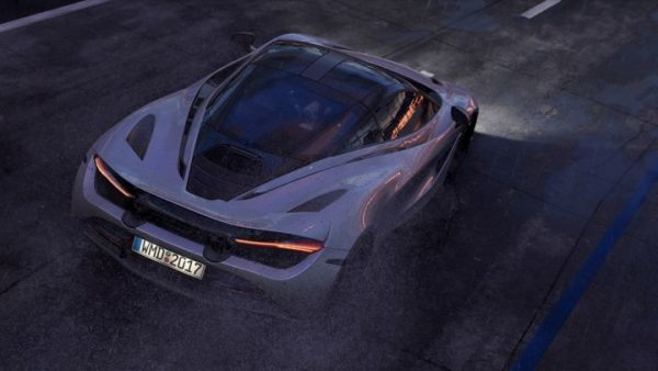 The Geneva Motor Show Gives Us Fancy New Cars In Project Cars - Fancy sports cars