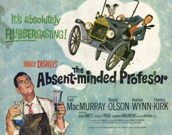 the-absent-minded-professor