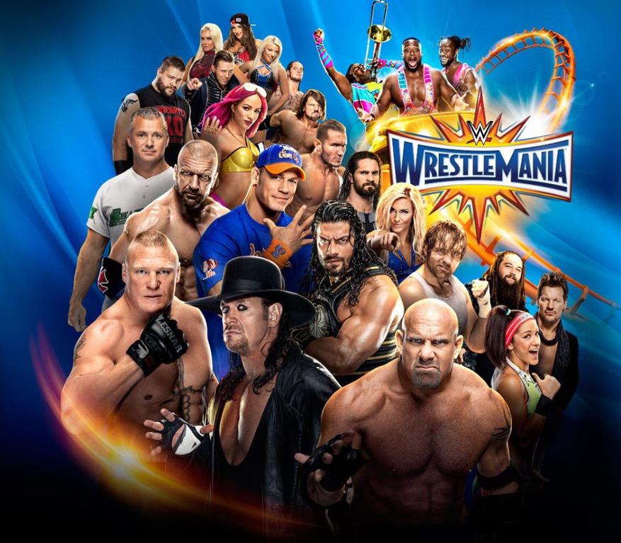 WWE Pecking Order Revealed In Supposedly Official New Wrestlemania
