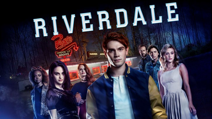 Archie Shows Off New Poster For 'Riverdale' Season Finale ...