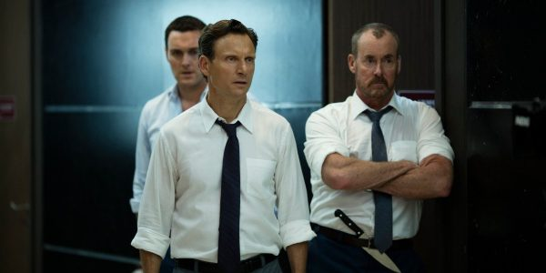 Bill Reviews The Belko Experiment: Office Space Meets Hunger Games (With Scanners Head Explosions)