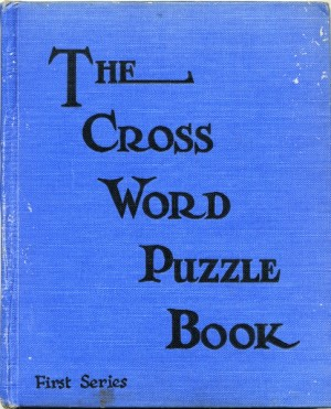 first-crossword-puzzle-book