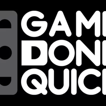 Awesome Games Done Quick logo