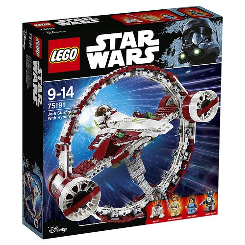 Build A Hyperdrive To Take Obi-Wan To Kamino With New LEGO