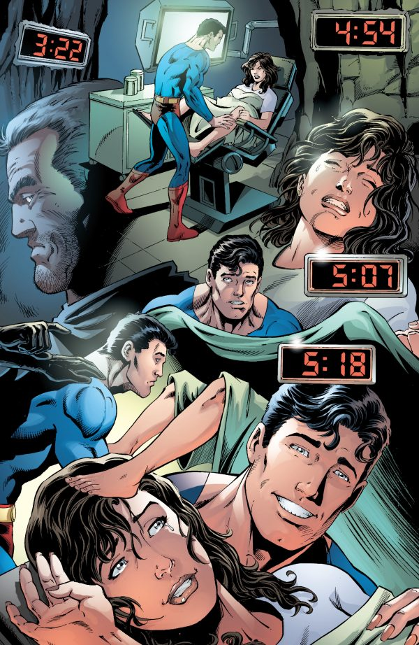 Rewriting the life of superman lois lane and superboy today rewriting the life of superman lois lane and superboy today spoilers bleeding cool news and rumors thecheapjerseys Image collections
