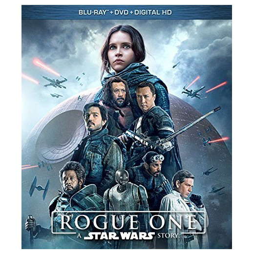 there is something off with the rogue one a star wars story blu