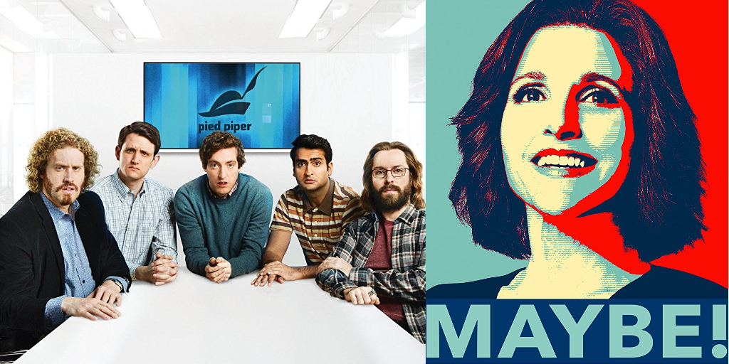 Silicon Valley Veep Featured Image