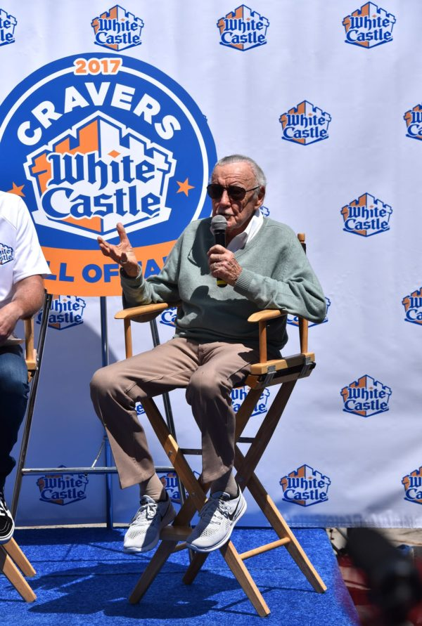 White Castle Stan Lee Cravers Hall of Fame Induction