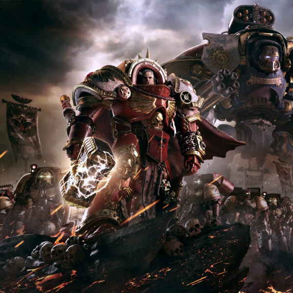 Warhammer 40000 Dawn Of War 3 - Social - Secret Instagram Image