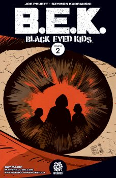 Black Eyed Kids - Volume 2 - Cover