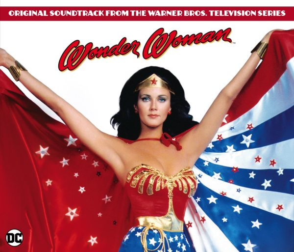 Classic Wonder Woman Television Series Gets New 3-CD Soundtrack