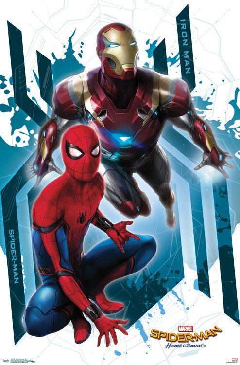 New Promo Art For Spider Man Homecoming Surfaces Online