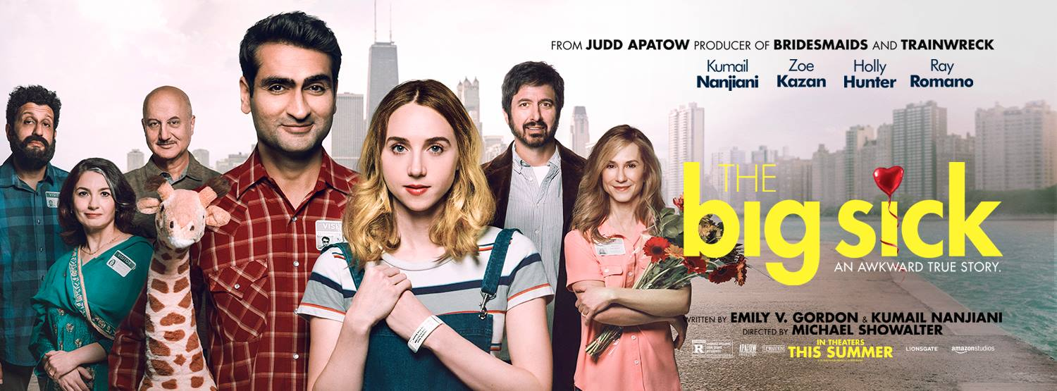 Bildresultat för the big sick
