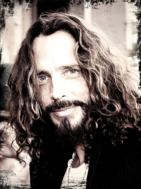 Chris Cornell at the 2011 Toronto International Film Festival. Photo by Gordon Correll.