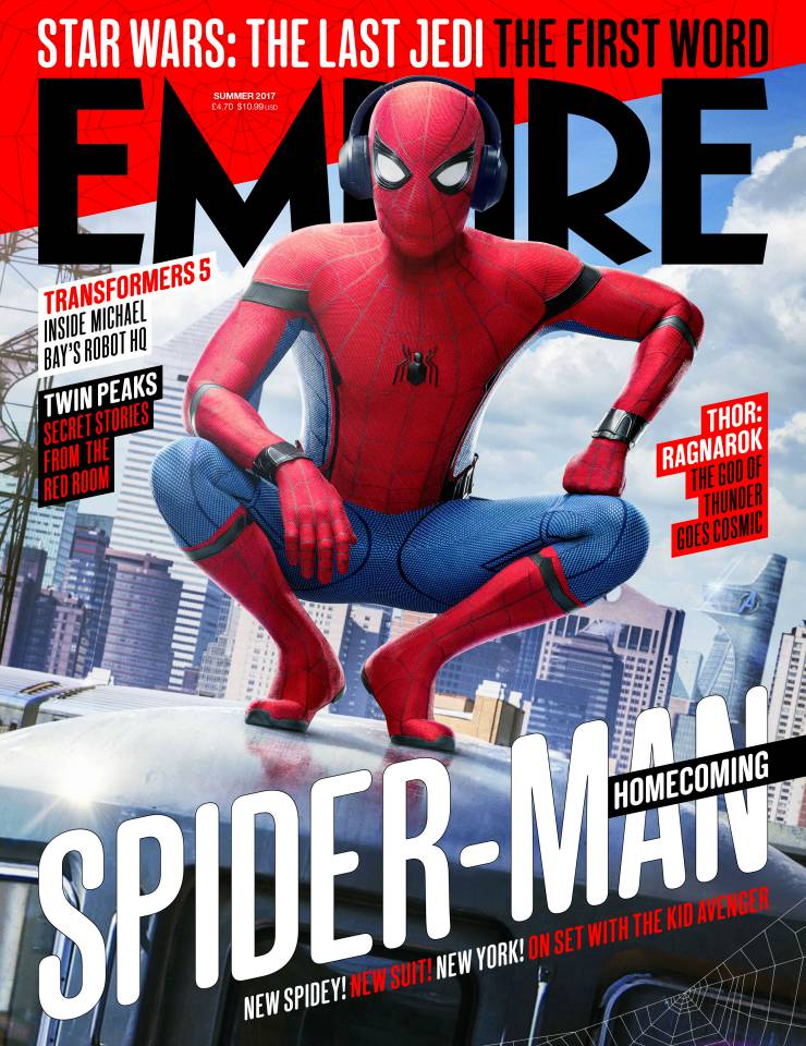 Spider-Man: Homecoming Empire