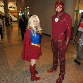 A costume contest was also held for all the cosplayers. The most popular costumes included Flash Captain America Poison Ivy and Harley Quinnu2026. where the ...  sc 1 st  Bleeding Cool & 24 Shots Of Cosplay Creators And Capaldi At Wizard World ...