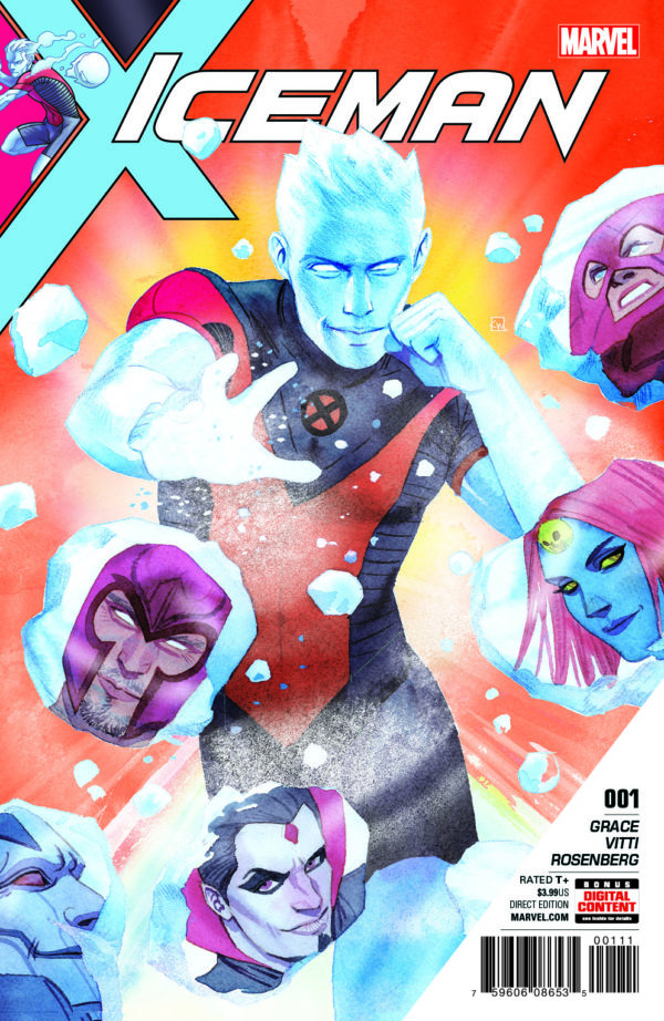 Cover by Kevin Wada