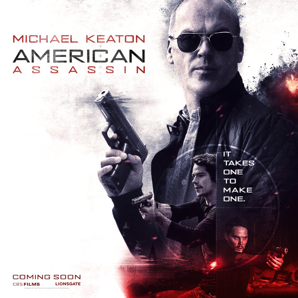 """Five Character Posters For """"American Assassin"""" Starring ... American Assassin"""