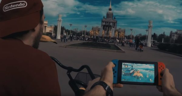 Nintendo Switch in Russia