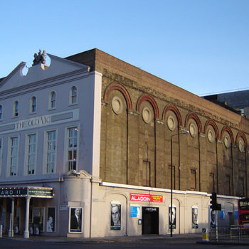 Old Vic photo by Fin Fahey CC BY-SA 2.5